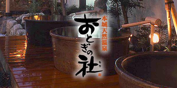 本城天然温泉 おとぎの杜
